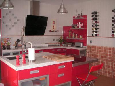 Las paredes de la cocina ¿Cómo decorarlas?